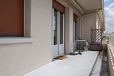Angers Appartement 4 pièce(s) 92.35 m²
